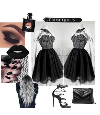 goth prom