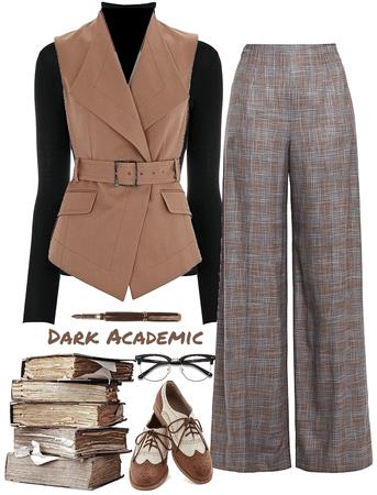 Dark Academic