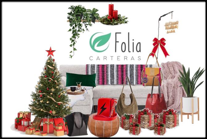 Merry Christmas By FOLIA BAGS