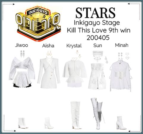 STARS | Inkigayo | Kill This Love 9th win