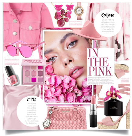 Color Trend: Pink