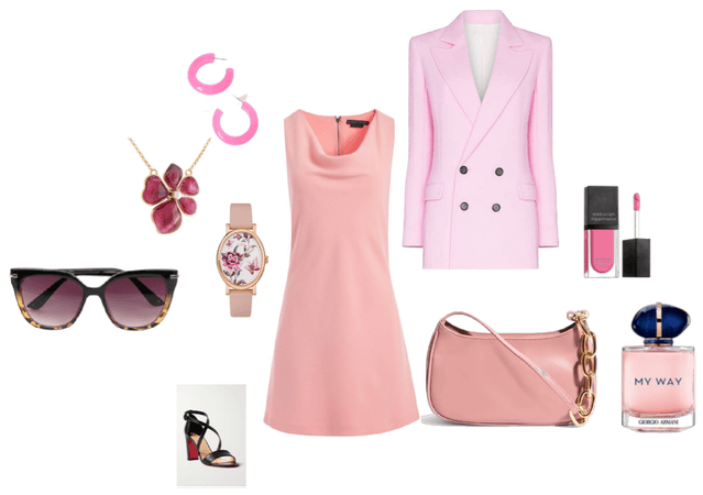 Pink Outfit Idea