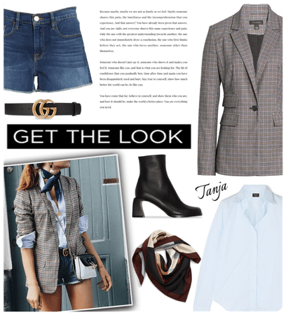 Get the Look(Fall Blazer)