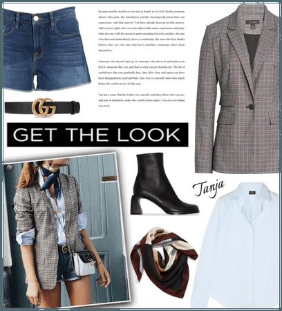 Get the Look(Fall Blazer)