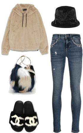 Fuzzy Clothing