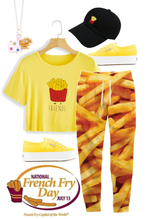Nat'l French Fry Day