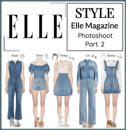 STYLE Elle Magazine