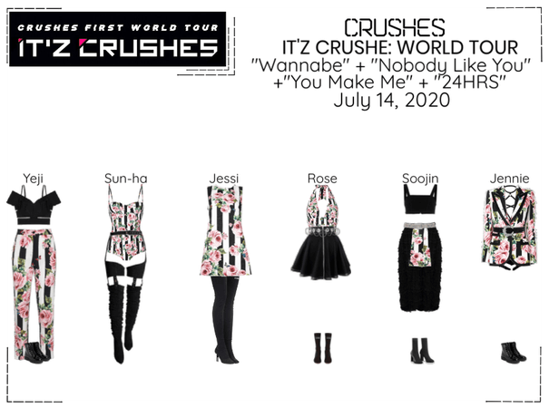 Crushes (호감) IT'Z Crushes | Seattle - Day 2