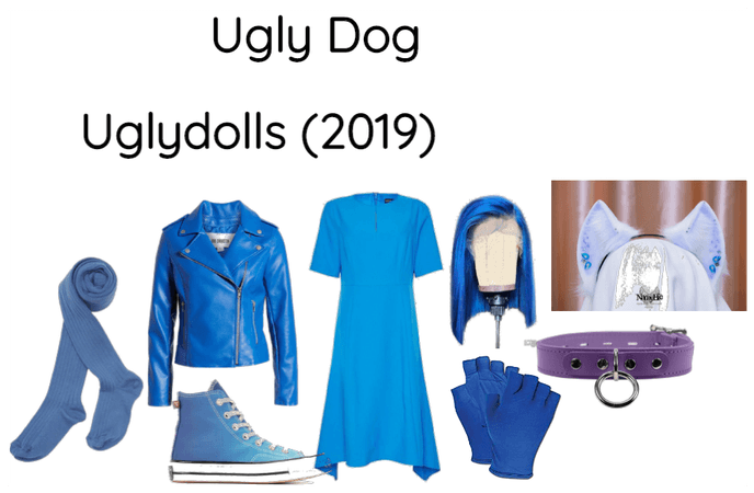 Ugly Dog (Uglydolls) (2019)