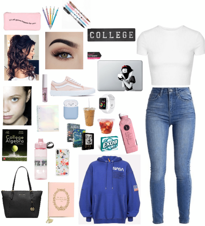 Back to school College Outfit