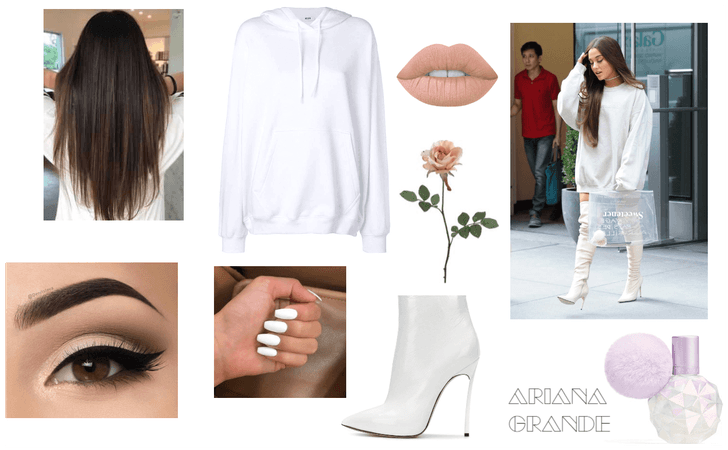 Ariana´s Grande Outfit