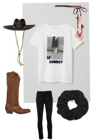 #cowboy xox