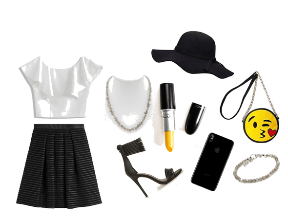World Emoji Day Outfit