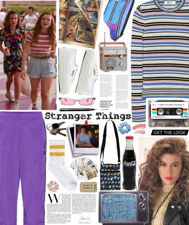 Stranger Things Style
