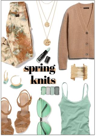 Spring Knits
