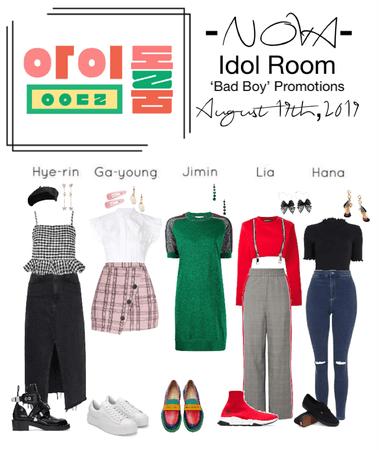 -NOVA- Idol Room
