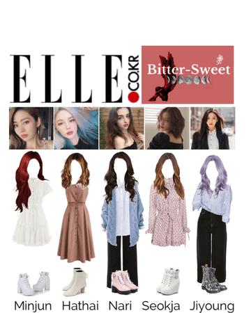 BSW for Elle Korea (July '19)