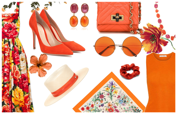 Colours of Summer: Orange