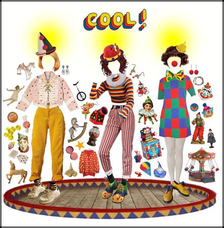 Clowncore squad