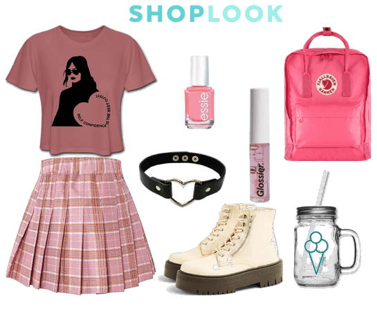 Pink Shoplook Love
