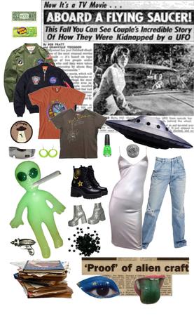 ufos & alien hunters