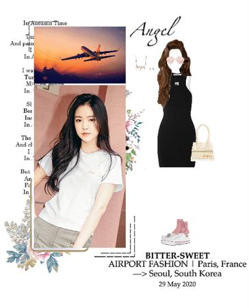 BITTER-SWEET [비터스윗] Airport Fashion 200529