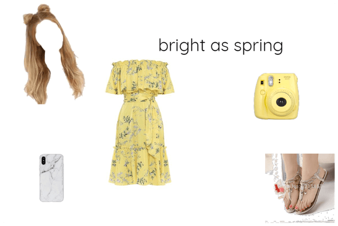 bright as spring