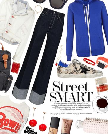 street smart | urban style
