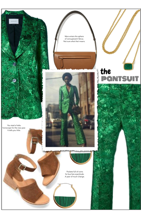 The Pantsuit