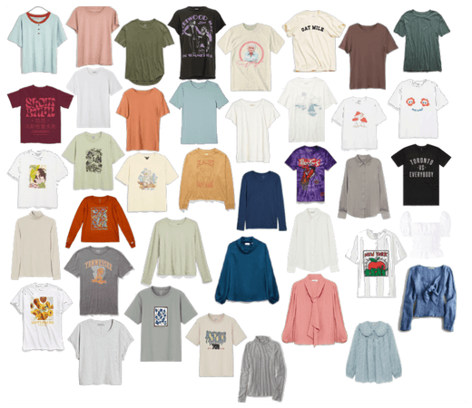 dp shirt collection