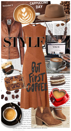 Good cappuccino