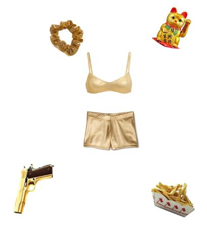 gold sleep