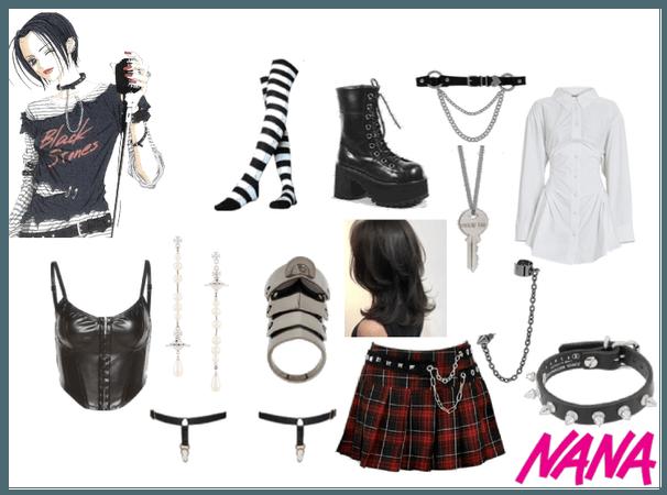 nana outfit