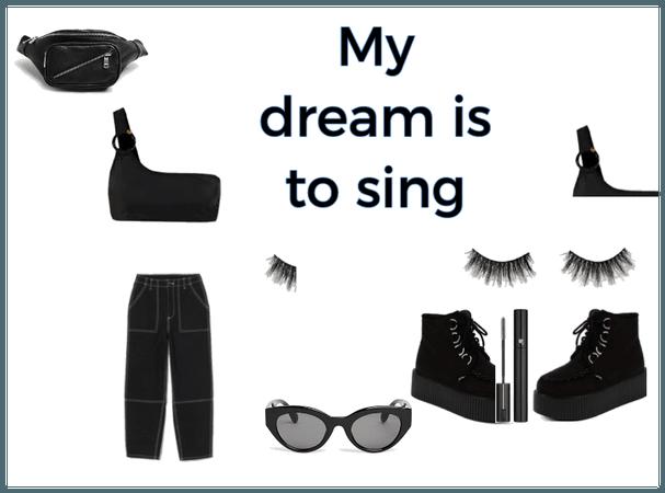 Singing is me