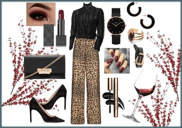 Wine Leopard