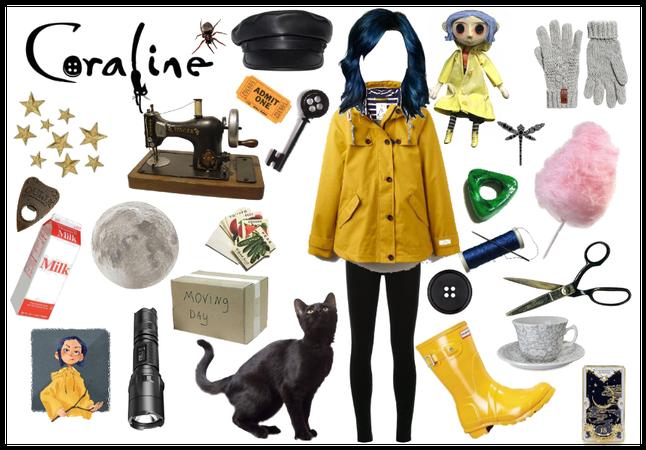 Coraline, Coraline Jones