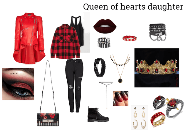 Queen of hearts daughter