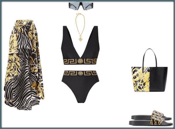 Swimwear only Versace