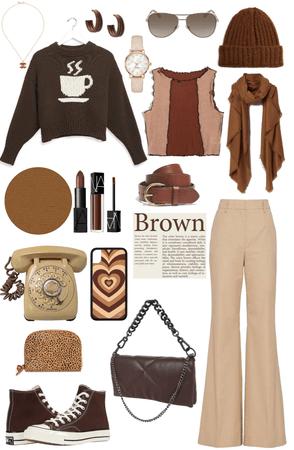 pick a color? brown