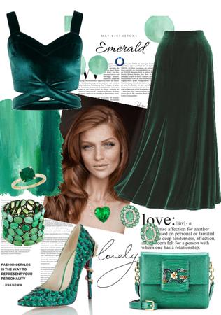 Look Emerald