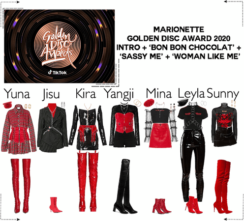 MARIONETTE (마리오네트) Golden Disc Awards 2020 | Performance