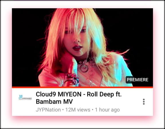Cloud9 (구름아홉) | Roll Deep ft. BamBam MV | 210216