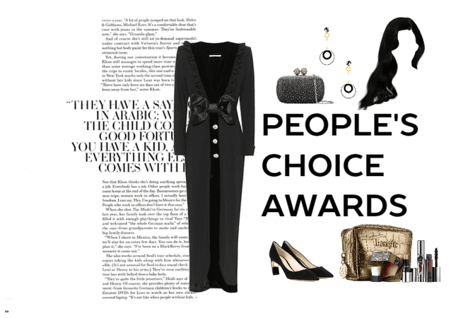 People's choice awards outfit