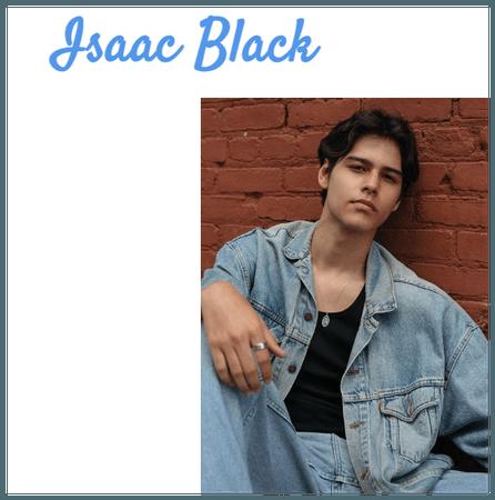 Twilight Oc: Isaac Black