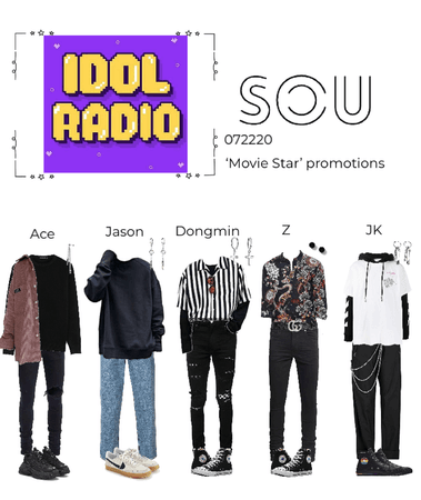 Idol Radio- Movie Star