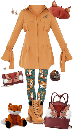 Foxy for Fall