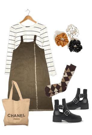 brown & cute