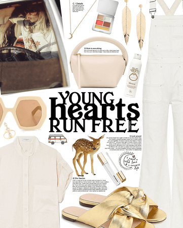 young hearts run free | road trip