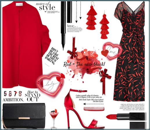Wear Red Day!
