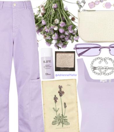 Sweet sweet lavender